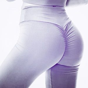Pants - 💜 Brazilian Thick Supplex Booty Scrunch Leggings